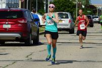 Long Beach Race to Remeber 10-Miler (1:13:41); photo by Jared Mestre