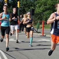5-Mile Front Runners NY LGBT Pride Race (33:49); photo by Jared Mestre